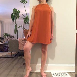 American Apparel Sleeveless Short Dress